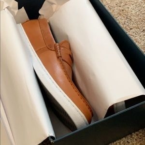Cole Haan Nantucket Acorn Leather Loafer